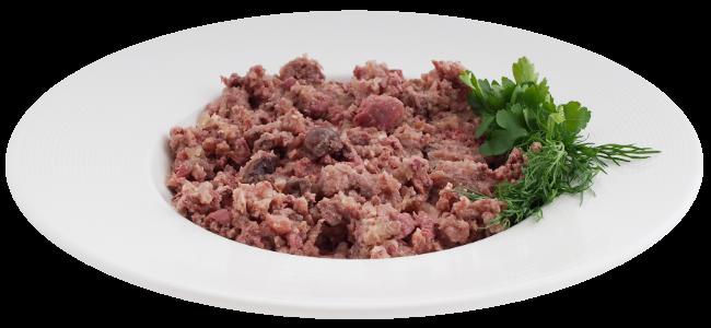 Veal Cranberries